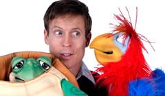 Tim Holland, ventriloquist
